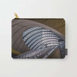 Concrete Wharf  - London Carry-All Pouch