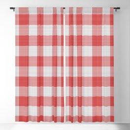 Bavaria Red Blackout Curtain