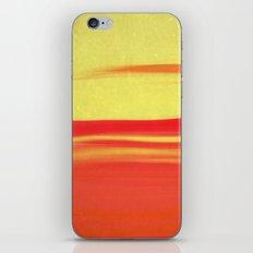 Skies The Limit VII iPhone & iPod Skin