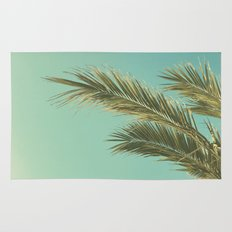 Autumn Palms II Rug