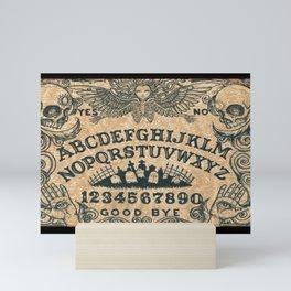 Ouija Board Mini Art Print