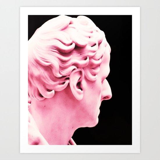 Statuesque Art Print