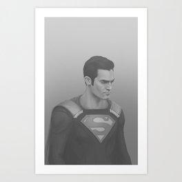 SuperHoech Art Print