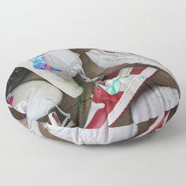 """shoes"" Floor Pillow"