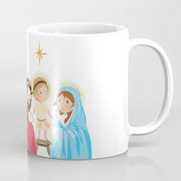 The Holy Family. Christmas Coffee Mug