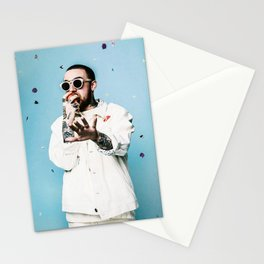 Mac miller-Poster-Wall Art8 Stationery Cards