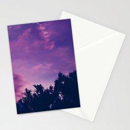 Magic Sky Stationery Cards