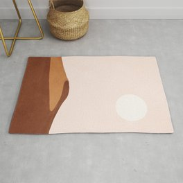 A Lonely Dune Rug