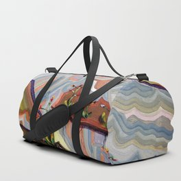 Earth Changes 1985 Duffle Bag