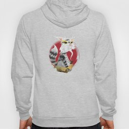 PAW MEI - The Wise Cat Hoody
