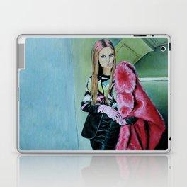 THE JPG GIRL Laptop & iPad Skin