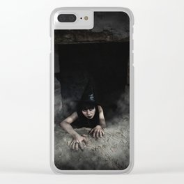 Witching Well Clear iPhone Case
