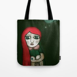 Letting Go. Holding On. Tote Bag