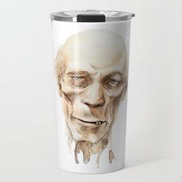 Old man Travel Mug