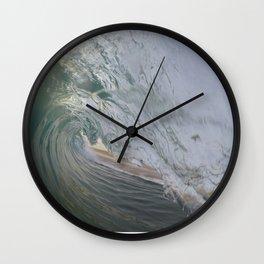Gloss Drop Wall Clock