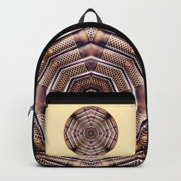 Knowledge Mandala for Inner Wisdom Backpack