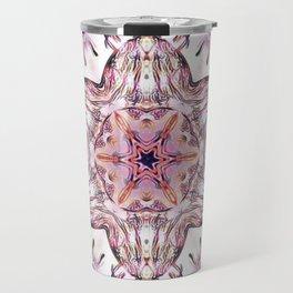 Lilac Beauty Travel Mug