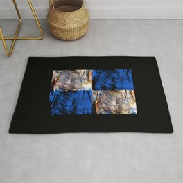carnival chest Rug
