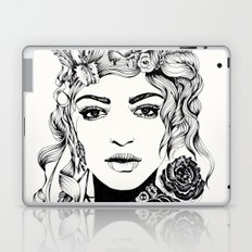 Nature Woman  Laptop & iPad Skin