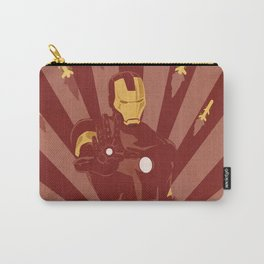 The Playboy Philanthropist  Carry-All Pouch