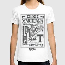 SMOKE MARIJUANA T-shirt