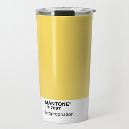 MANTONE® Bropropriation Travel Mug