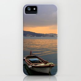 City of Mystery (1) iPhone Case