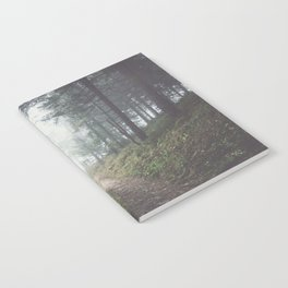 Into the unknown - Landscape and Nature Photography Notebook