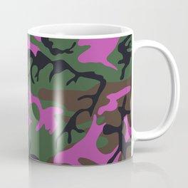 Camouflage - camo pink Coffee Mug
