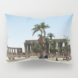 Temple of Luxor, no. 20 Pillow Sham