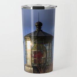Cape Meares Lighthouse Travel Mug
