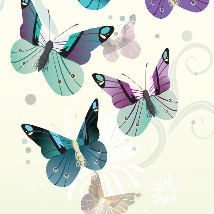 Butterfly dance Leggings