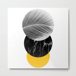 Elemental III Metal Print