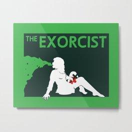 Sex Her Cyst Metal Print