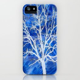 and the seed became tree iPhone Case