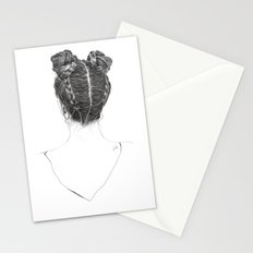 Hair Study #1 Stationery Cards
