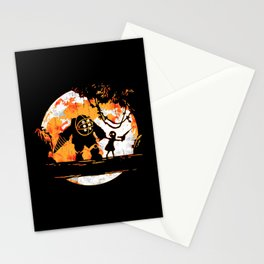 Bioshock Matata Stationery Cards