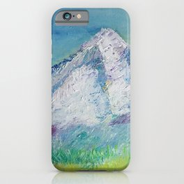 Mt. Hood 2018 iPhone Case