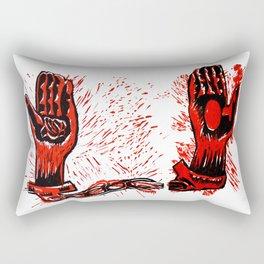 Unchained Rectangular Pillow