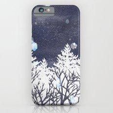 Snow grittering | Miharu Shirahata iPhone 6s Slim Case