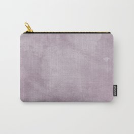 Clouds of grey violet Carry-All Pouch