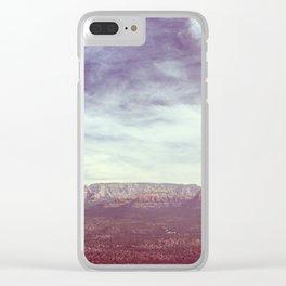 AZ Clear iPhone Case
