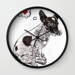 JRT Love Wall Clock