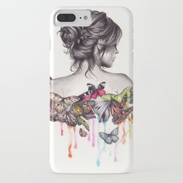 Butterfly Effect iPhone Case
