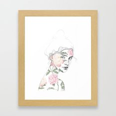 Botanical #1 Framed Art Print