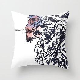 Sun Wukong the Monkey King Throw Pillow