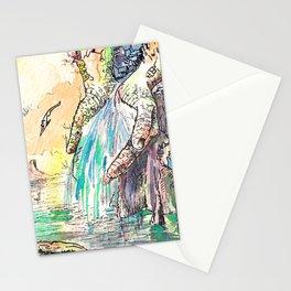 Manos de Marfíl Stationery Cards