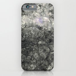 Forest Through The Knees iPhone Case