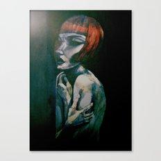 renegade princess Canvas Print
