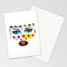 Arabic  Stationery Cards